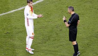 Alvaro Morata (z lewej)