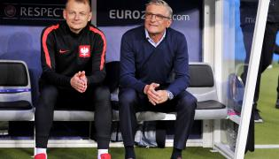 Bogdan Zając i Adam Nawałka