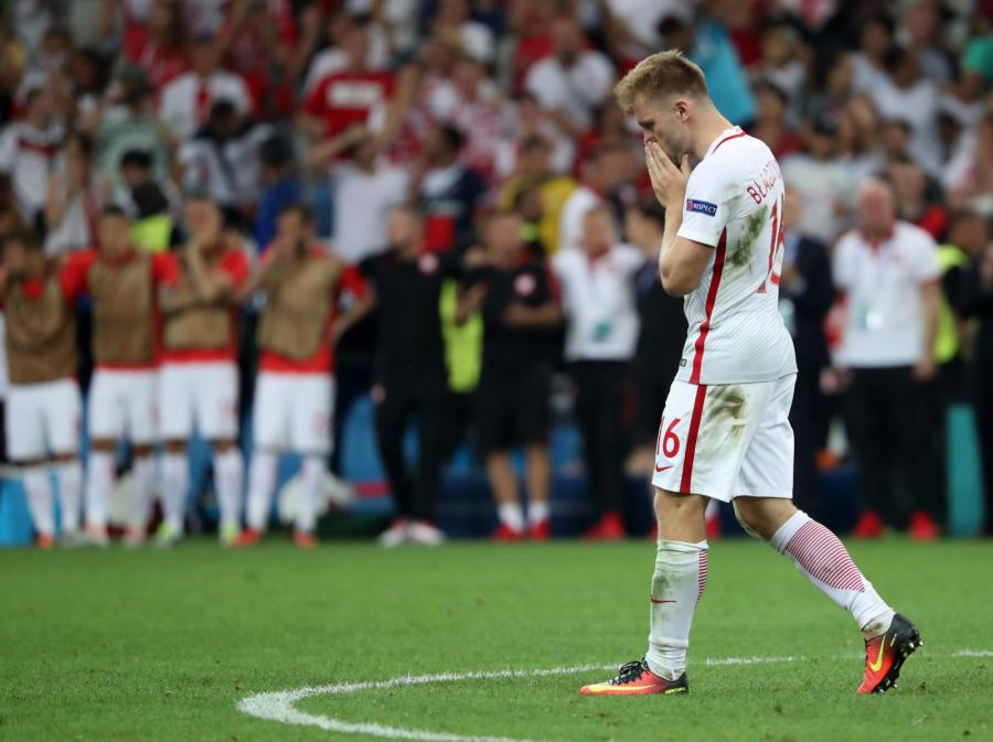 Jakub Błaszczykowski po meczu Polska-Portuglia