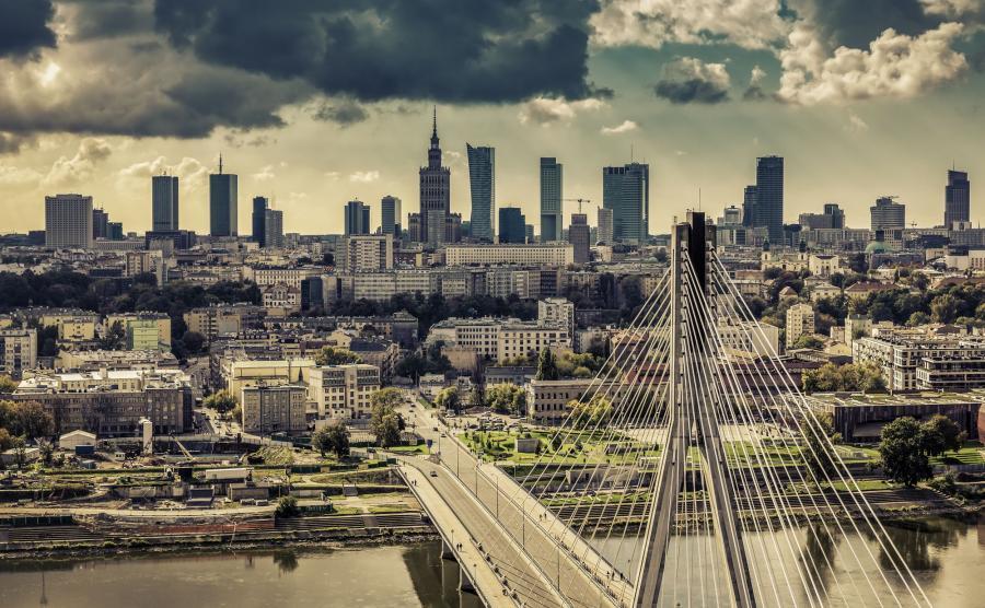 W Warszawie trwa nieustająca spekulacja gruntami i nieruchomościami