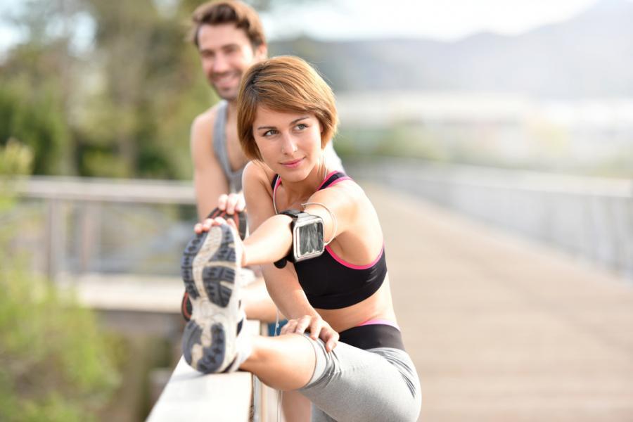 Dlaczego facetów kręcą kobiety aktywne fizycznie?