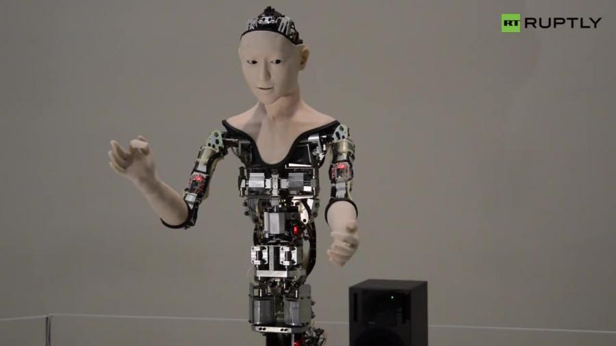 W Japonii powstał android, który potrafi nawiązać kontakt z ludźmi