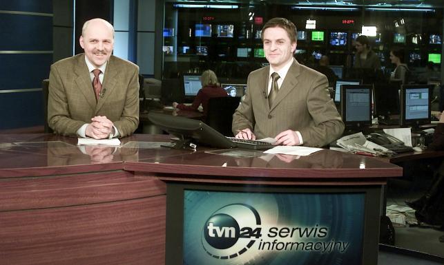 TVN24 kończy 15 lat. Tak zaczynała pierwsza polska stacja informacyjna [FOTO]
