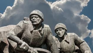 Pomnik żołnierzy sowieckich