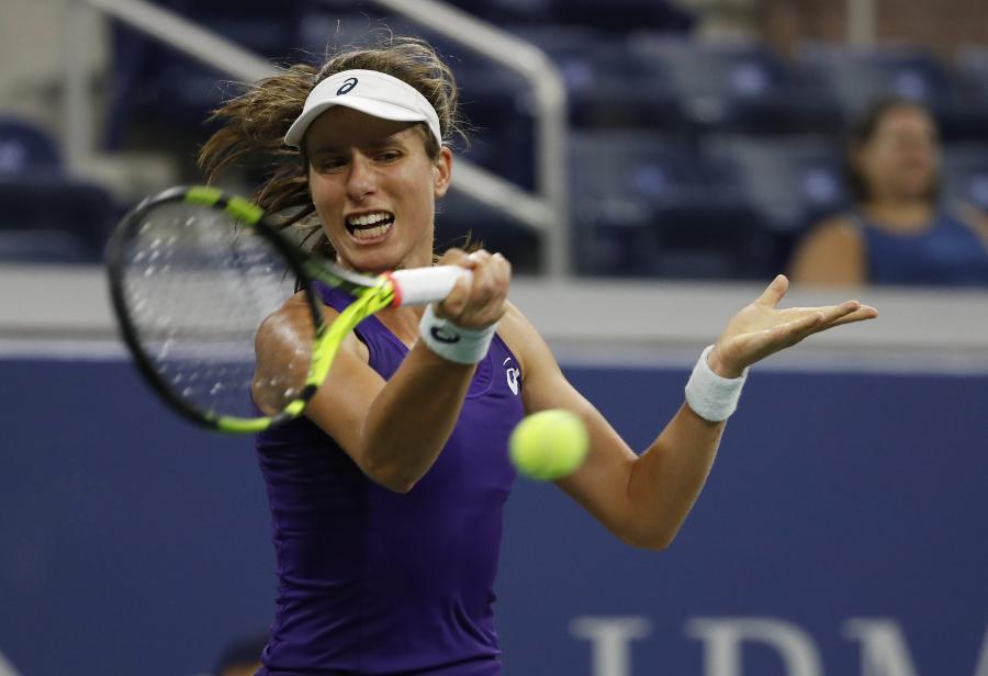 Chwile grozy na US Open. Johanna Konta zemdlała na korcie