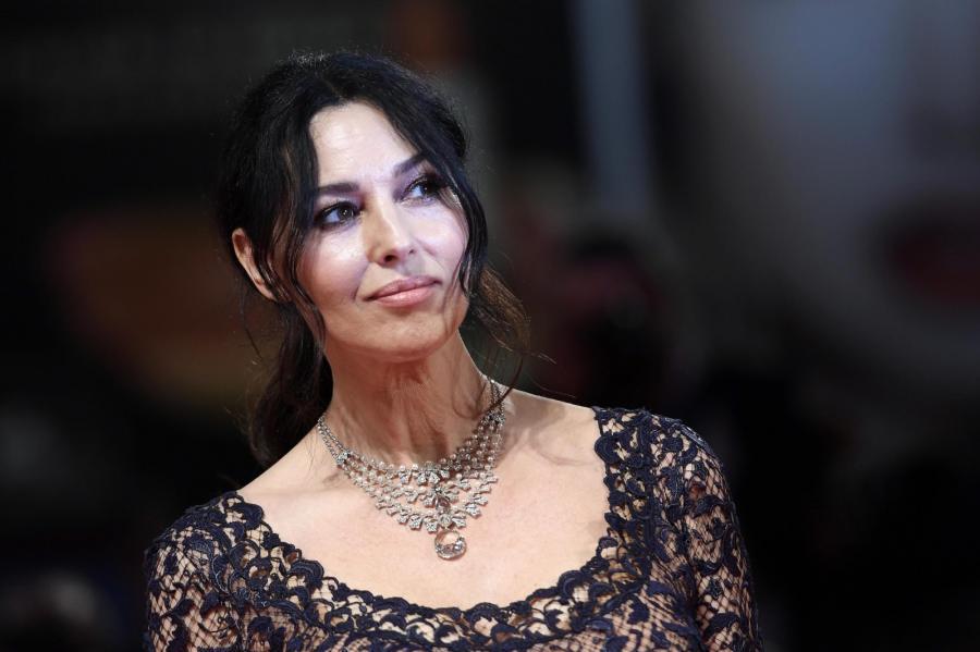 Monica Bellucci na Festiwalu Filmowym w Wenecji