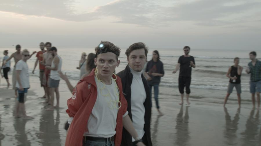 Kadr z filmu Michała Marczaka \
