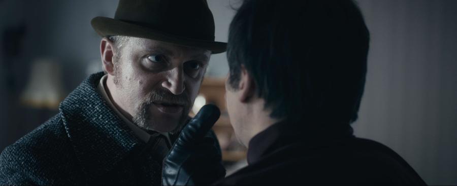 """Kadr z filmu """"Jestem mordercą"""""""