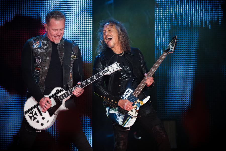 Nowy album zespołu Metallica ukaże się 18 listopada