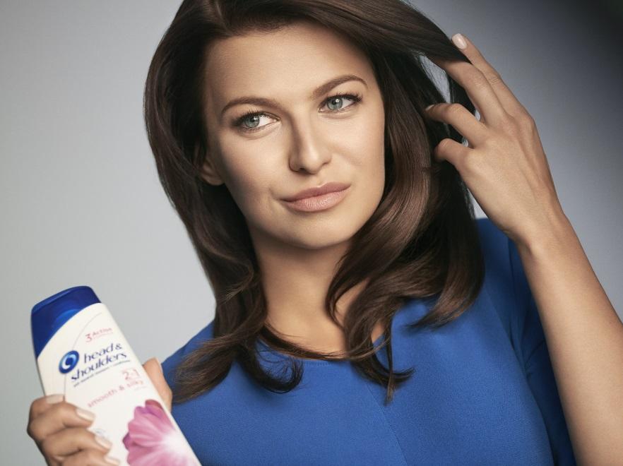 Anna Lewandowska ambasadorką Head & Shoulders