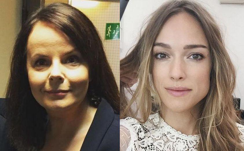 Karolina Korwin Piotrowska, Alicja Bachleda-Curuś
