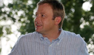 Olaf Lubaszenko bierze ślub
