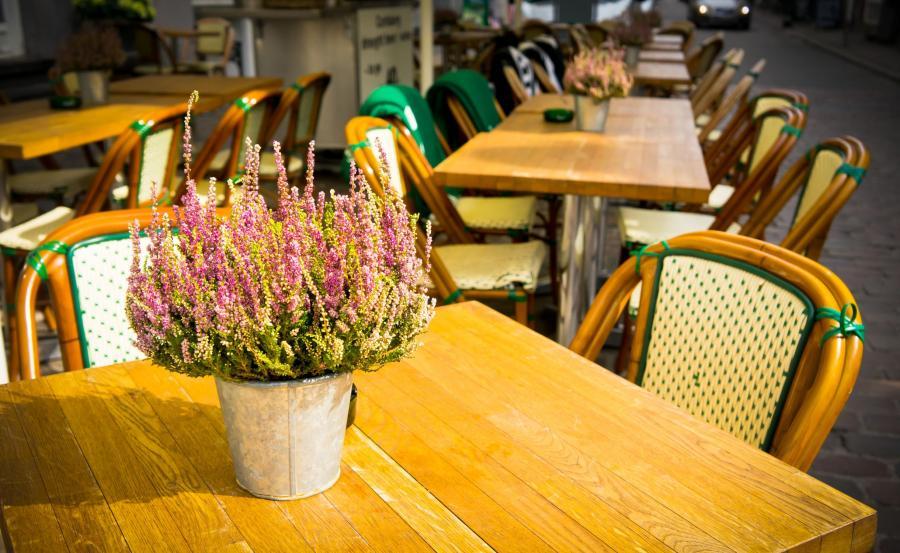 Kafejki w Nyhavn