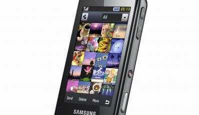 Samsung sprzedał 50 milionów dotykowych telefonów