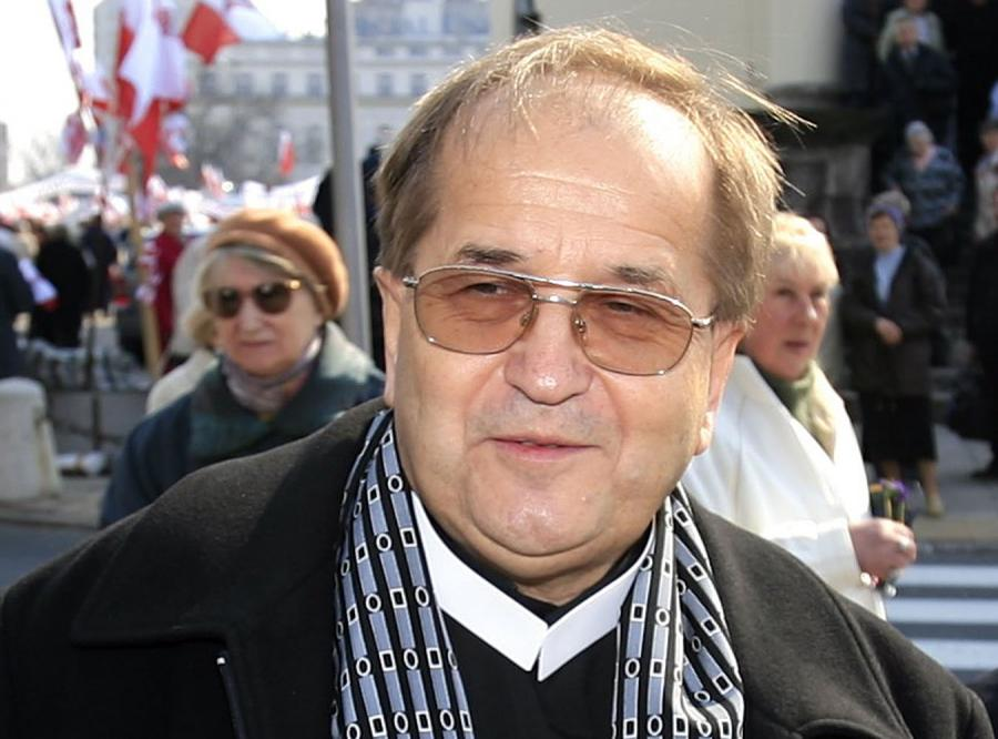 Stefan Niesiołowski nazywa o.Rydzyka załganym antykapłanem