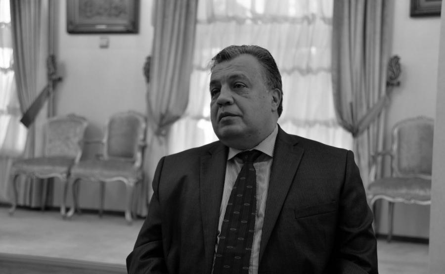 Ambasador Rosji w Turcji Andriej Karłow