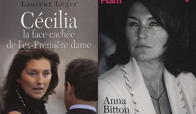 Cecylia Sarkozy próbowała zablokować książki, cytujące jej wypowiedzi szkalujące byłego męża