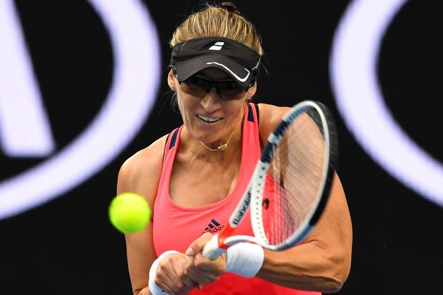 To ona wybiła z głowy Radwańskiej myśl o wygraniu Australian Open