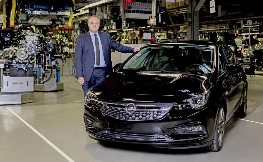 Andrzej Korpak, dyrektor generalny zakładu General Motors Manufacturing Poland, laureatem Gliwickiego Lwa