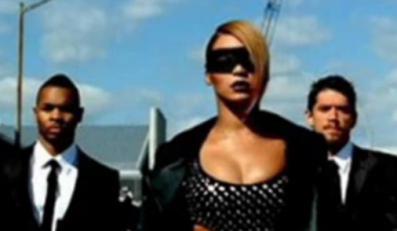 Czy to Beyoncé czy Rihanna? Zobacz klip