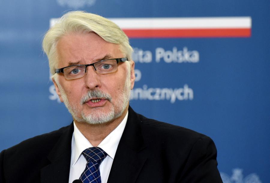 Waszczykowski expose
