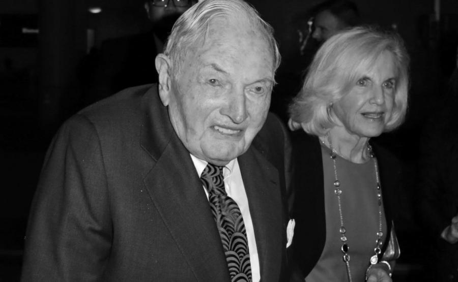 Zmarł David Rockefeller